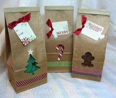 Snippets and Pretties: Holiday Bundles