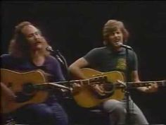 Crosby Stills Nash and Young - Teach the children well