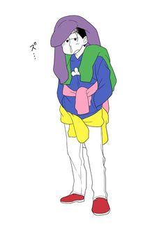【マンガ】「おそ松みたいなバカに対して…」(六つ子)