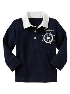 Gap   Rugby graphic polo
