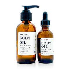 Arnica Body Oil - 2oz