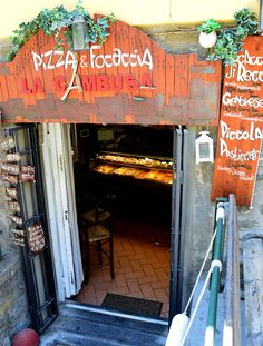The best focaccia on the Cinque Terre.