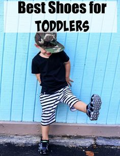best shoes for toddlers- shoes for toddlers and big kids Stride Rite Leepz | Happily Hughes