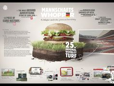 Clio Awards Winning Ad by N/A for Burger King Deutschland GmbH