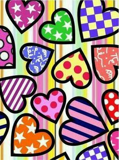 Heart Wallpaper, Wallpaper Backgrounds, Iphone Wallpaper, Arte Pop, Heart Art, Art Plastique, Rock Art, Cute Wallpapers, Painted Rocks