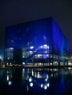 Copenhagen's most photogenic building? The Concert Hall.