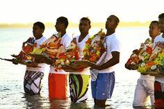 Giulia & Simone - Cerimonia in onore di Ganesh - Mauritius