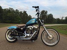 "Harley-Davidson Sportster 1200 ""Custom"""