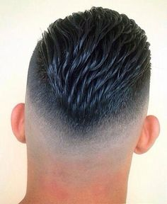 This my friends, is the definition of a fade.