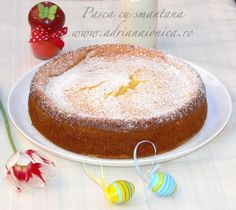 Easter Recipes, Easter Food, Cake Cookies, Sausage, Cheesecake, Ice Cream, Pudding, Bread, Sweet