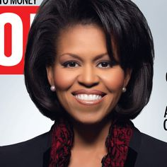 I pinned this photo of Michelle Obama because I think she is a beautiful woman, not for political reasons.
