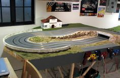 slot+cars+and+tracks | ... on how to build tables for tracks? - Slot Car Illustrated Forum