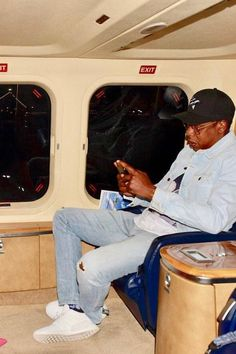 8763840a Jay-Z relaxes before his flight wearing an Adidas NMD Runner Adidas Nmd,  Adidas