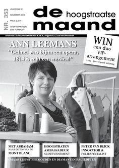 November 2014 - De Hoogstraatse Maand - http://www.demaand.be