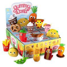Kidrobot Yummy World Mini Blind Box Vinyl Figure - Radar Toys  - 1