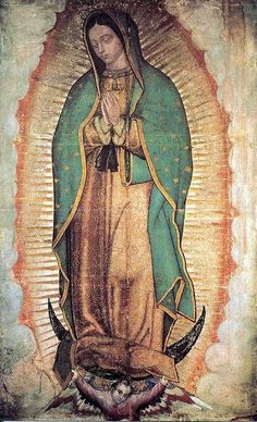 virgen de guadalupe photo