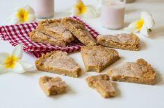 Las galletas de Carol (Shortbread Cookie) | las galletas de mantequilla, unas cookies escocesas populares en Reino Unido que se hornean a baja temperatura