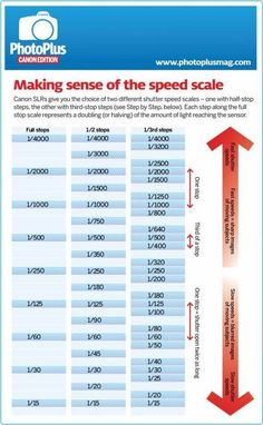 Speed scale