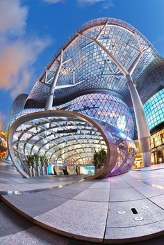 Ion Mall, Singapore  #architecture ☮k☮