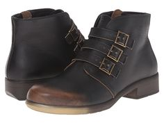 Naot Footwear Calima Volcanic Brown Leather - Zappos.com Free Shipping BOTH Ways