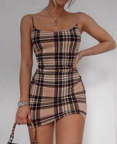 Trend Fashion, Teen Fashion Outfits, Retro Outfits, Girly Outfits, Cute Casual Outfits, Look Fashion, Stylish Outfits, Casual Dresses, Woman Outfits
