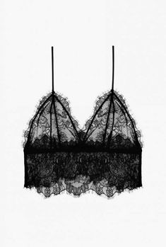 ca60a7c51c52f Anine Bing Lace Bralette Inspiration Quotes