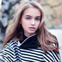 Anastasia Bezrukova Russian Beauty, Russian Fashion, Young Models, Child Models, Girl Models, Anastasia, Beautiful Children, Beautiful People, Kristina Pimenova