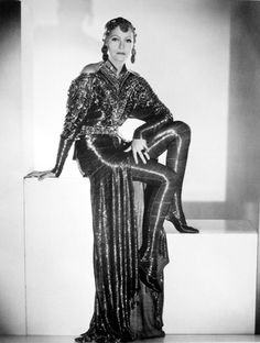Mata Hari Movie | Top Ten Fashion Moments of Pre-Code 1930′s Hollywood | Hemline ...