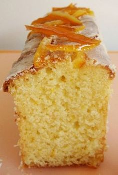 receta-sin-gluten-budin-naranja02 Gluten Free Cakes, Gluten Free Baking, Gluten Free Desserts, No Bake Desserts, Gluten Free Recipes, Delicious Desserts, Tortas Light, Sweet Recipes, Cake Recipes
