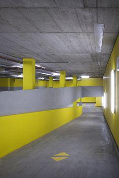 Gallery of Los Olivos 53 Houses and 58 Garages / Espaciopapel - 4