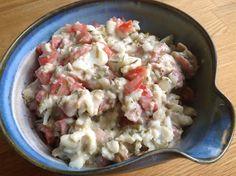 Under vårt tak: Krämig Fiskgryta med Bacon! Paleo fish stew