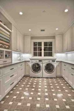 Read MoreI would really intend to wash if I had an area similar to this!Read MoreWhite cupboards and a white cararra top - this does function and is gorgeous - by Strening ArchitectsRead More25Dreamy Laundry Rooms - You might place the wardrobe in a shower room.Read MoreSome Great Kitchen Ideas For You To