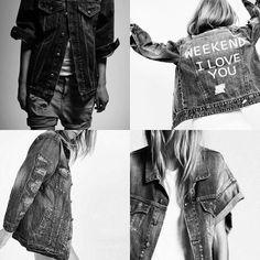 Little denim edit for you loving oversized shapes! #MERCER7edit  #boyfriend #jacket #boyfriendjacket #leather #denim #streetstyle #ootd #oversized #fbloggers #fashionbloggers #momlife #londonmum #motherhood #festival #cool #dresslikeamum #stylist #fashion #instadaily #iloveyou #zara #boss #womeninbusines #style #potd #instadaily #jeans #photography #logo #levis by ernaleon