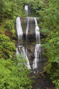 Royal Terrace Falls #OregonWaterfalls #OregonHikes #Hikelandia #Hiking