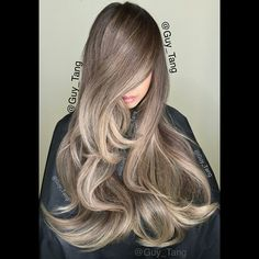 Hair Color, Cut and Style by Guy Tang