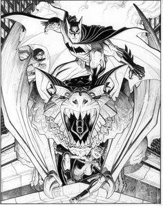 Batman by Art Adams