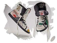 Reebok Basquiat High Tops