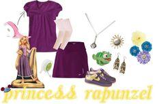 Princess Rapunzel Princess Half Marathon Possibilities