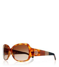 d47e01053eec5 SEMI-SQUARE SUNGLASSES - Honey Tort Block Sunglasses