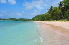 Village Menard, Marie Galante. Charmants bungalows surplombants les côtes de la Mer des Caraibes.