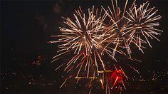 Festive Fireworks