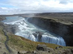 Iceland Gullfoss May 2014