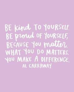 Quote | Al Fox Carraway