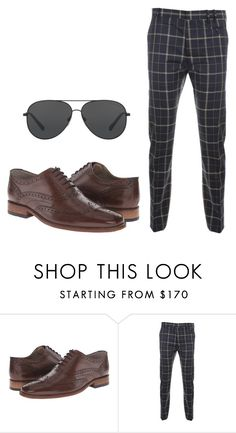 """""""Penton"""" by awewa ❤ liked on Polyvore featuring Clarks, Vivienne Westwood Man, Michael Kors, men's fashion and menswear"""