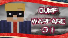 Modded Minecraft - Dump Warfare - EP01 Surviving The First Night- ScottDogGaming  https://youtu.be/F2fOtmTz7oc Modded Minecraft - Dump Warfare - EP01 The Future Of The World ScottDogGaming Ronald Dump grabs our attention with a broadcast highlighting his demands. and offering us a little incentive. It's down to GenuineParts Jordan from TrueFriendsGaming and myself to make a factory which mass produces weapons. In this Modded Minecraft series using the Bevos pack which includes Not Enough…