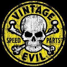 Vintage Evil Speed Parts