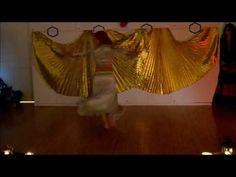 """Atuação inserida no espetáculo de Dança Oriental: """"Os 4 Elementos"""", da turma da MEDes'TU  27 de Janeiro de 2017"""