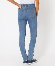 BONDI BLUE - EASTCOAST HIGH SKINNY   Jeans   Clothing   Shop Womens   General Pants Online