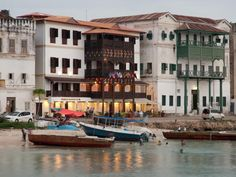 Zanzibar Mizingani Seafront Hotel Tanzania, Africa Ideally located in the prime touristic area of Stone Town, Mizingani Seafront Hotel promises a relaxing and wonderful visit. The hotel offers a wide range of amenities and perks to ensure you have a great time. All the necessary facilities, including free Wi-Fi in all rooms, 24-hour front desk, facilities for disabled guests, express check-in/check-out, luggage storage, are at hand. Guestrooms are fitted with all the amenities...