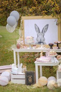 Countryside Bunny Party via Kara's Party Ideas | KarasPartyIdeas.com (19)